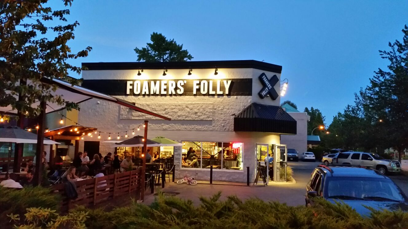 Foamers' Folly Brewing Co.