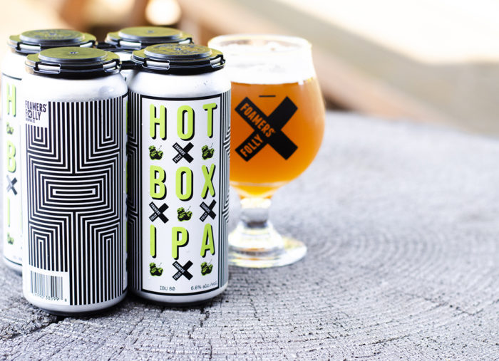 Hot Box IPA
