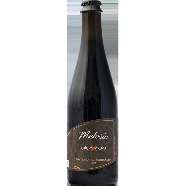 MELOSIA – Foeder-Aged Bruin