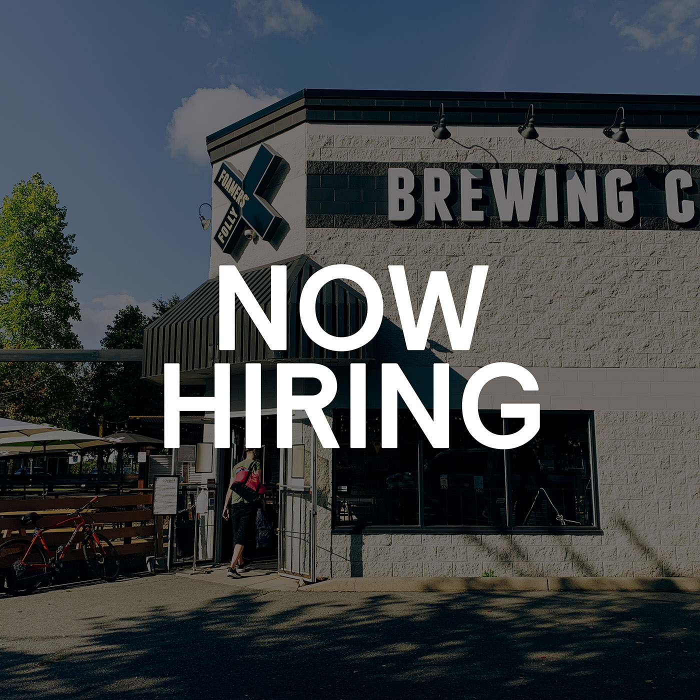 NOW HIRING – Service Staff for our Brewery, Taproom and Patio in Pitt  Meadows!