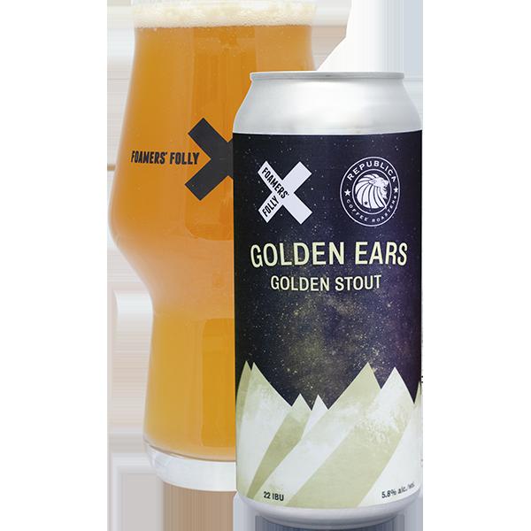 GOLDEN EARS – Golden Stout