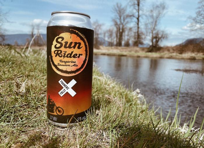 Sun Rider Tangerine Session Ale