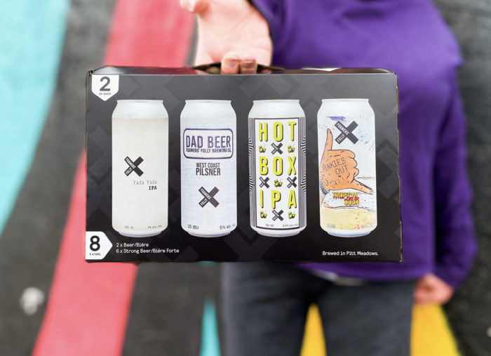 Mixed Tall Can 8-Pack